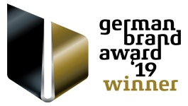 German Brand Award Winner 2019